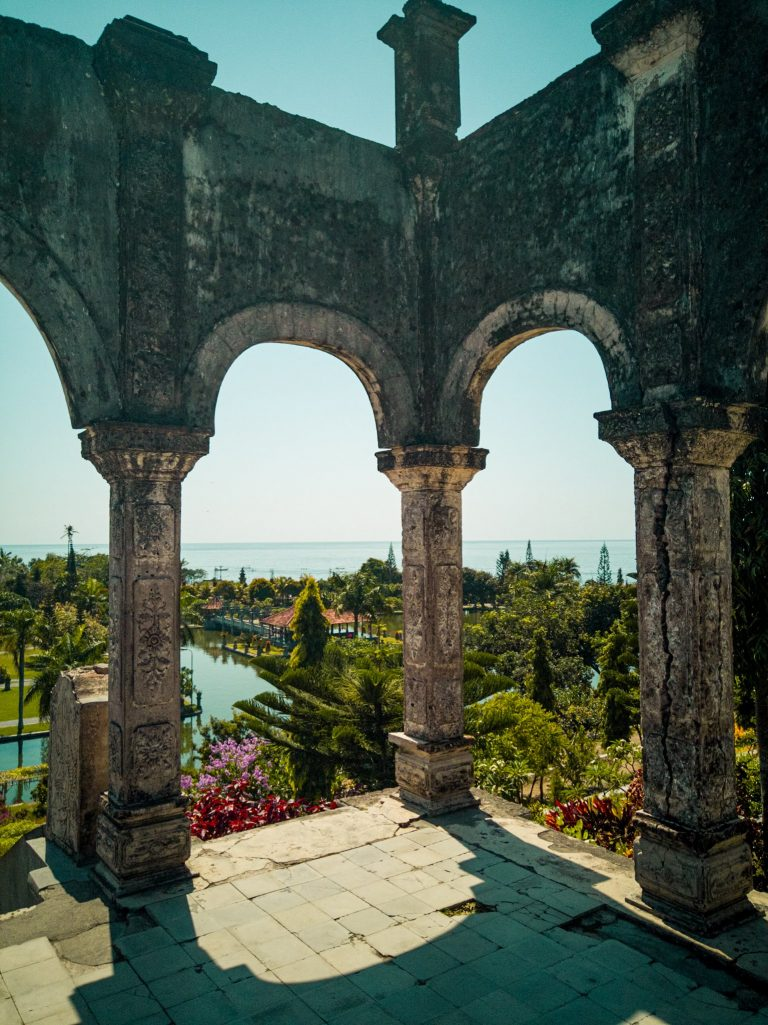 Things To Do in Amed & East Bali Ujung Water Palace