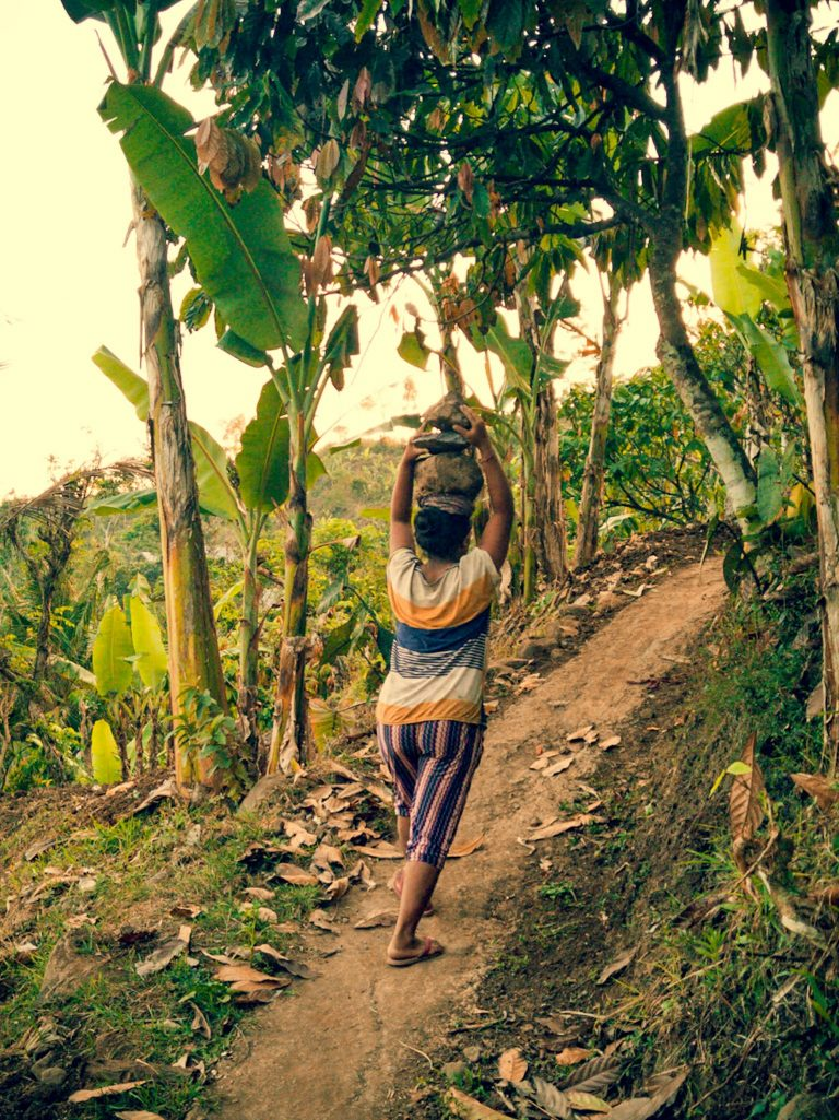 Things To Do in Amed and East Bali Along the road leading to the top of Mount Seraya The Travel Deck