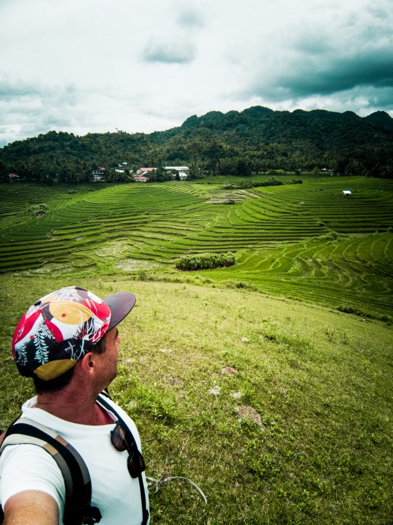 Cadapdapan is the answer to Ubud's rice terraces