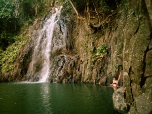 Read more about the article Taktak Falls. The Only Waterfall on Siargao.