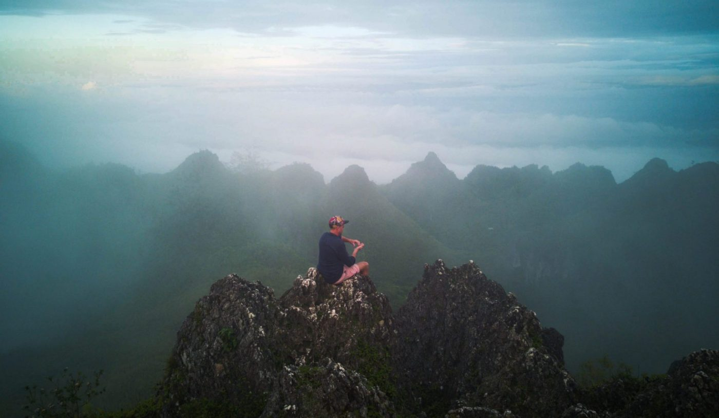 You are currently viewing Osmeña Peak – Sunrise and Jagged Mountains in Cebu