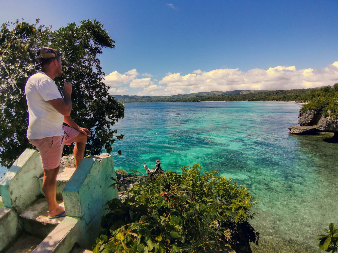 You are currently viewing Salagdoong Beach Siquijor – Most Beautiful Beach & Cliff Jump