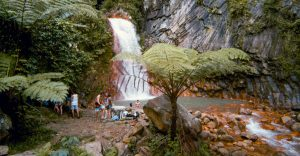 Read more about the article Pulangbato Falls in Valencia | Dumaguete Tourist Spots