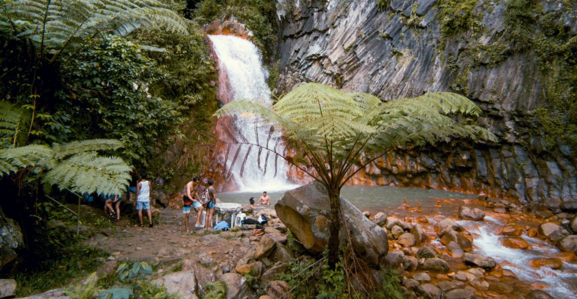 You are currently viewing Pulangbato Falls in Valencia | Dumaguete Tourist Spots