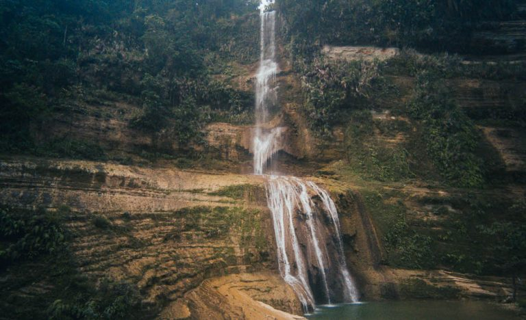 CAN-UMANTAD FALLS   COMPLETE GUIDE TO EAST BOHOL