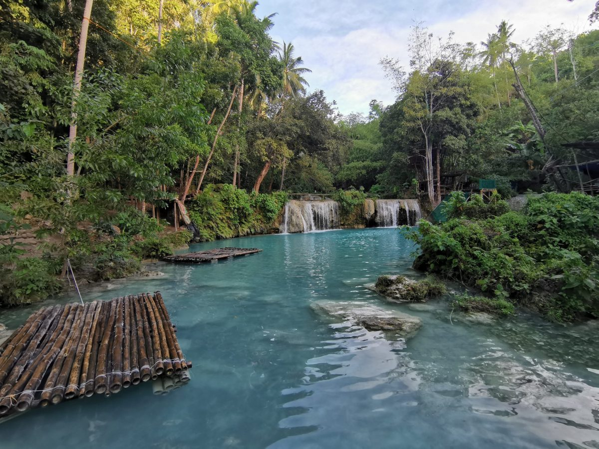 You are currently viewing Cambugahay Falls – Siquijor Amazing Tiered Falls