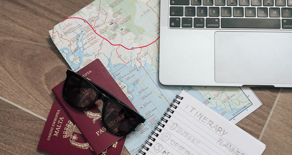 You are currently viewing PLAN AN ITINERARY – THE 7 STEP HOLIDAY PLANNING GUIDE