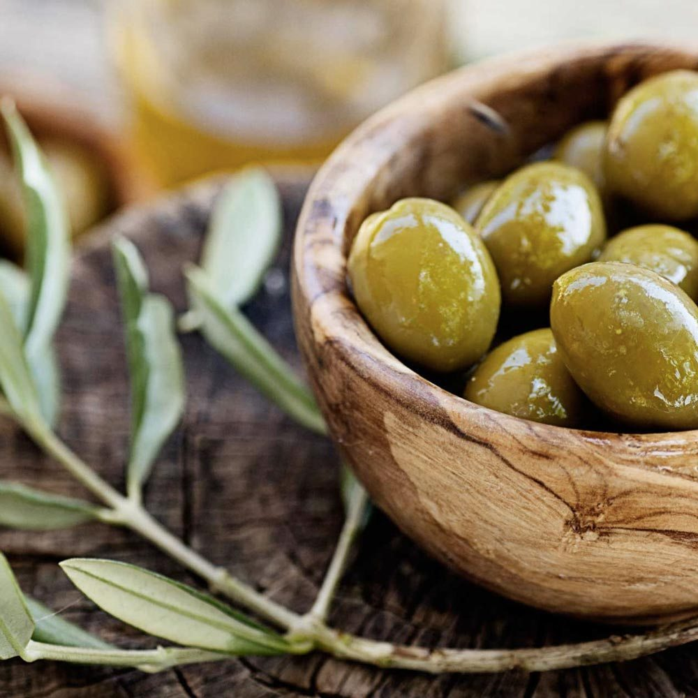 Olive oil - natural hair care - This Green