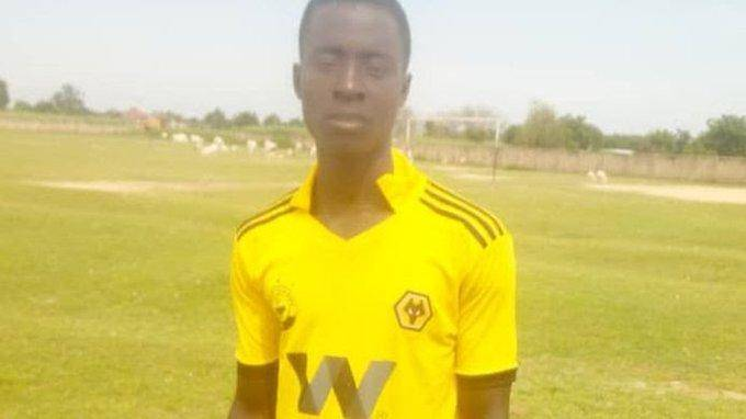 Football club in Kano State buys player for N5000