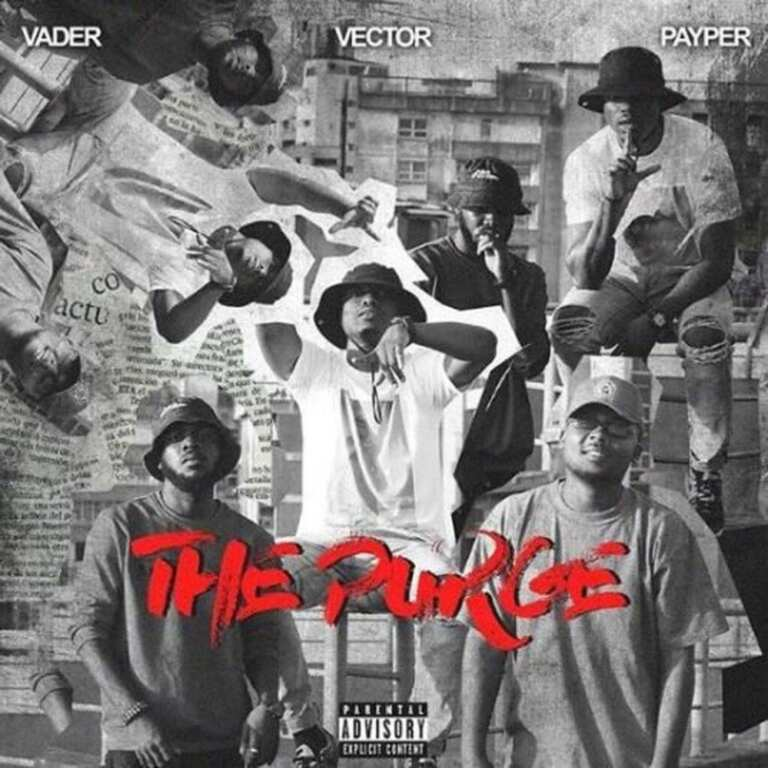 Vector ft Payper ft Vader The Purge M.I Diss Review and lyrics