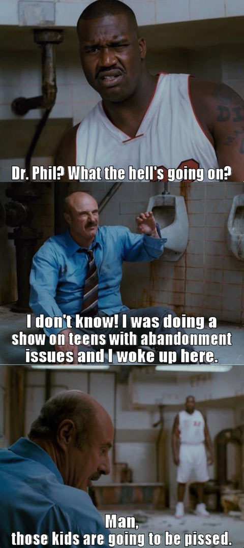 What S Going On Dr Phil