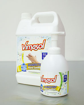 Vimasol Hand Sanitizer Foam 600ml And 5l At Best Price In