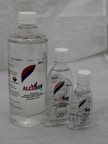 Alcorub Hand Sanitizer Gel At Best Price In New Delhi Delhi