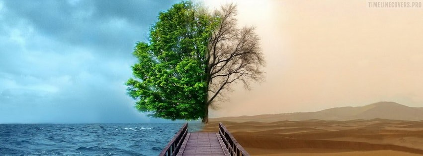3d Fantasy Digital Art Facebook cover photo