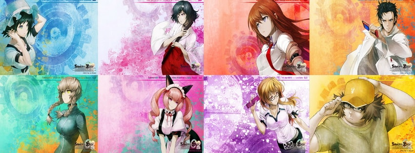 Anime Maids Facebook cover photo
