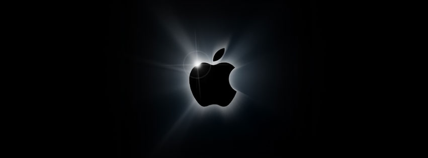 Apple Shines Facebook cover photo