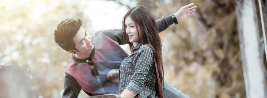 Asian Dating Facebook cover photo