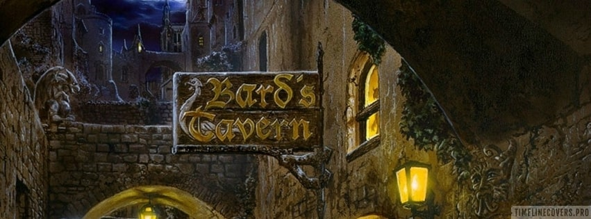 Blind Guardian Facebook cover photo