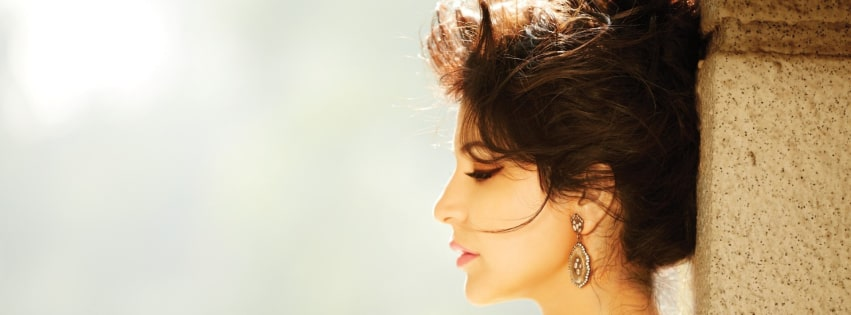 Bollywood Anushka Sharma Facebook cover photo