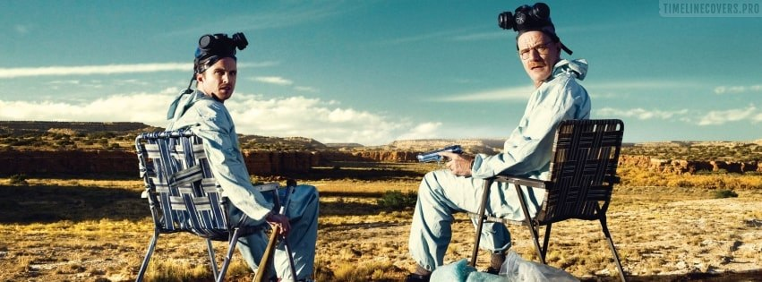 Breaking Bad Facebook cover photo