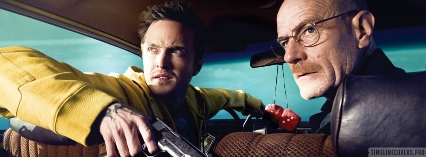 Breaking Bad Wtf Facebook cover photo