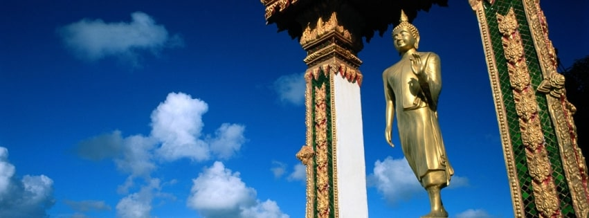 Buddhism Buddhist Sculpture Facebook cover photo