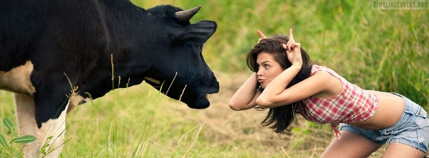 Cowgirl Gone Insane Facebook cover photo