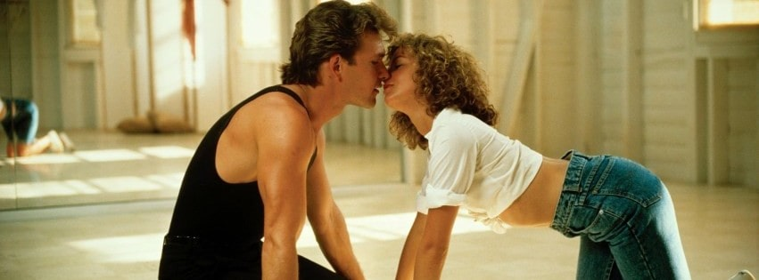 Dirty Dancing Facebook cover photo