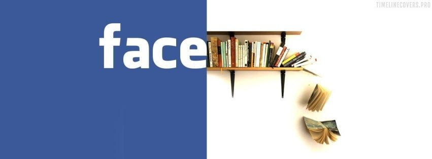 Facebook Read a Book Facebook cover photo