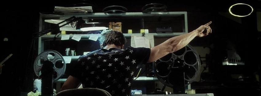 Fight Club Facebook cover photo