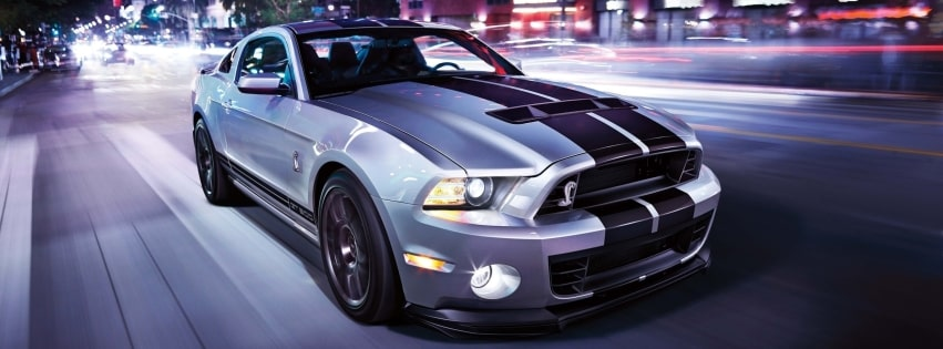 Ford Mustang6 Facebook cover photo
