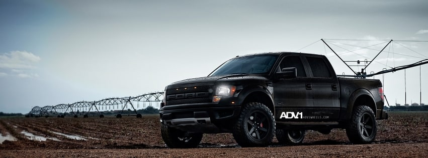 Ford Raptor Facebook cover photo