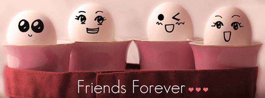 Friends Forever4 Facebook cover photo