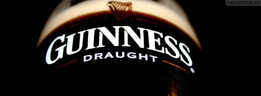 Guinness St Patricks Day Facebook cover photo