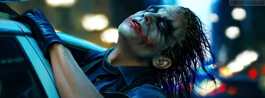 Joker 3 Facebook cover photo