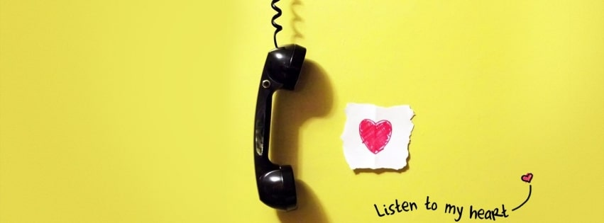 Listen to My Hearth Facebook cover photo