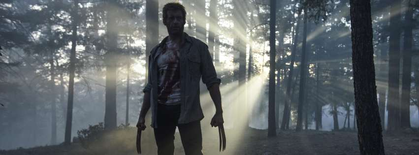 Logan in Sunset Facebook cover photo