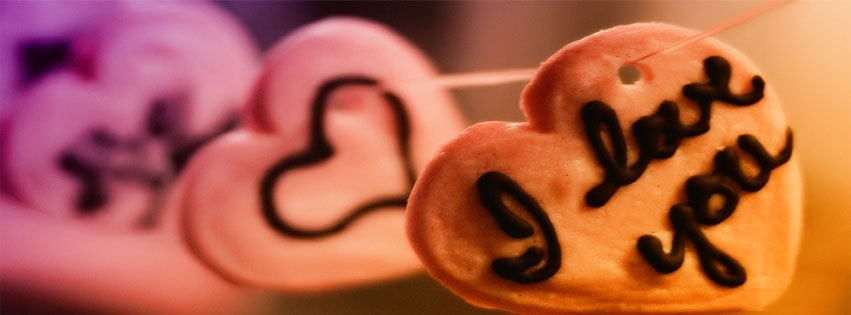 Lovely Cookies Facebook cover photo