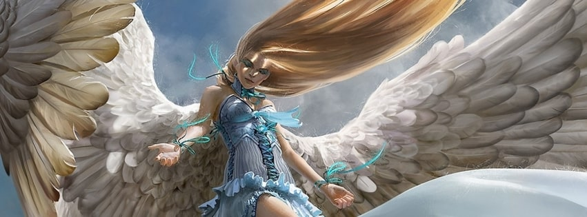 Magic The Gathering Facebook cover photo
