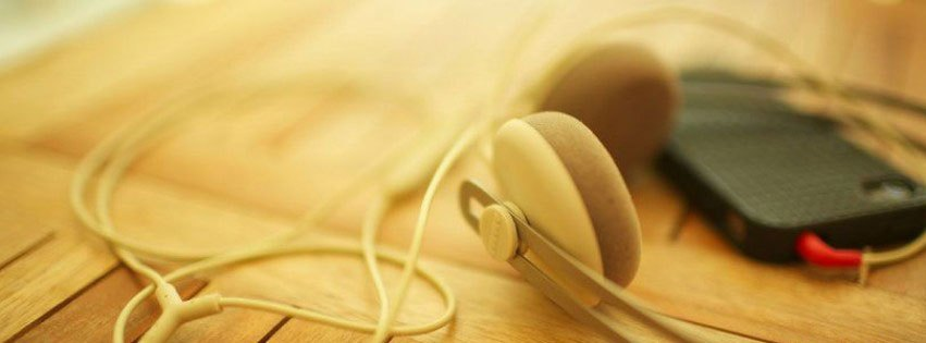 Music Addict Facebook cover photo