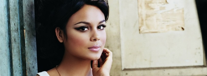 Nathalie Kelley Facebook cover photo