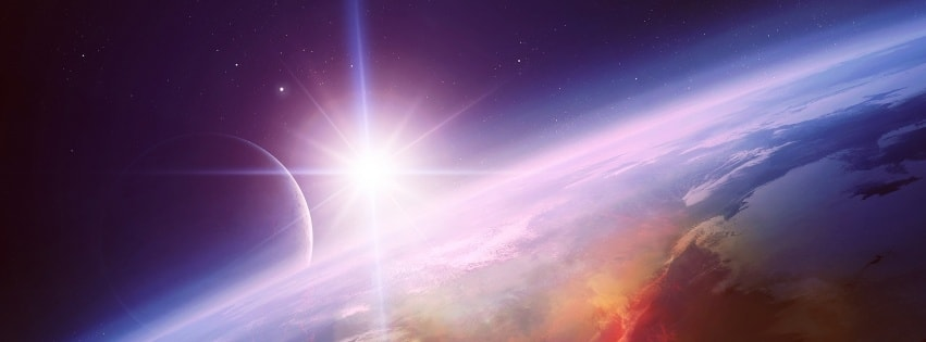 Other Worlds from Space Facebook cover photo