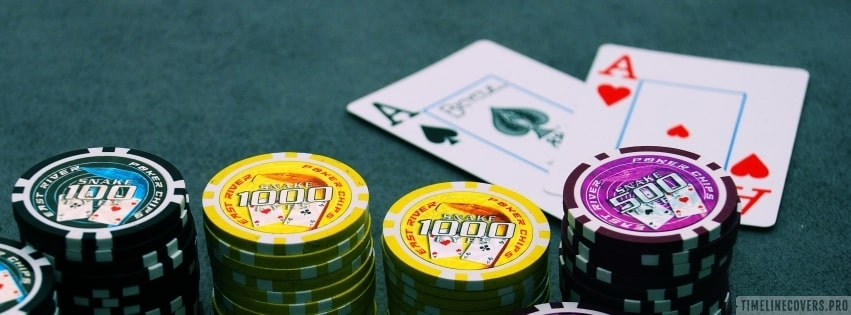 Poker Best Hand Facebook cover photo