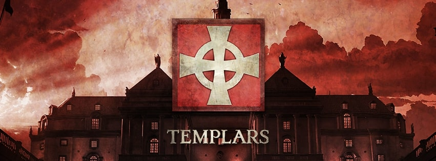 Secret World Templars Facebook cover photo