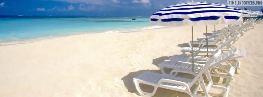 Shoal Bay Beach Anguilla Facebook cover photo