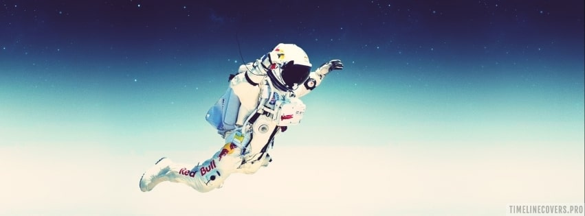 Skydiving Facebook cover photo