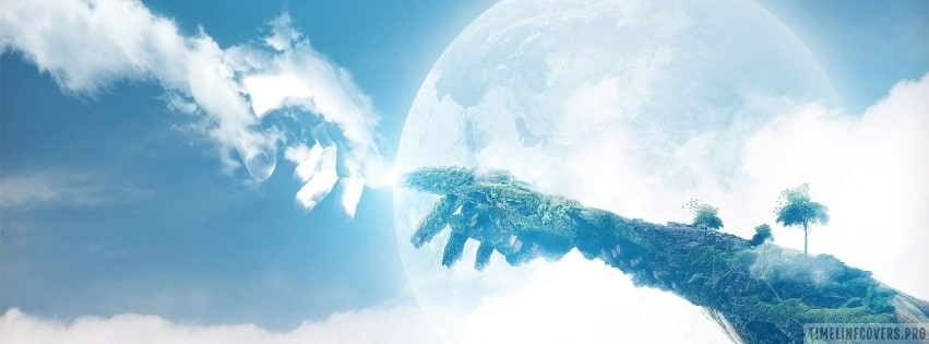 Surreal Touch Facebook cover photo