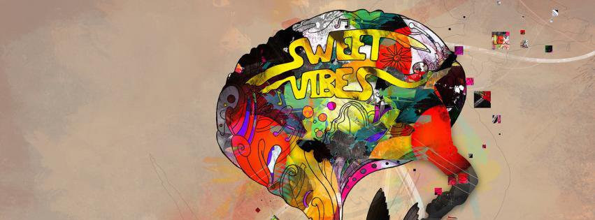 Sweet Vibes Facebook cover photo