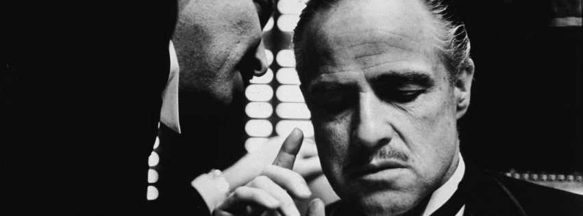 The Godfather knows about it Facebook cover photo