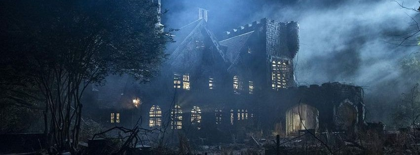 The Haunting of Hill House Facebook cover photo